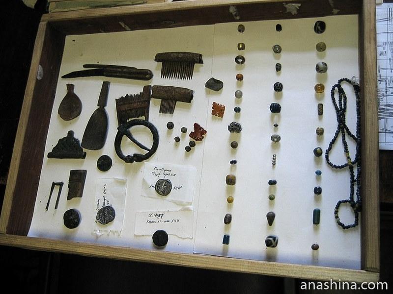 Находки в Старой Ладоге, археологический сезон 2008 года