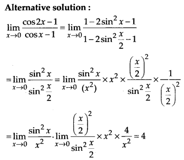 NCERT Solutions for Class 11 Maths Chapter 13 Limits and Derivatives 37