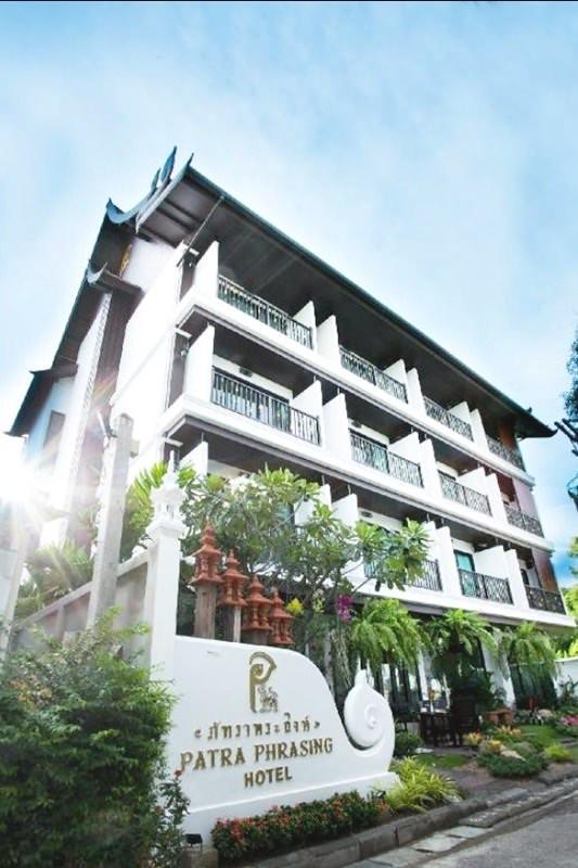 Patra Phrasing Boutique Hotel 1