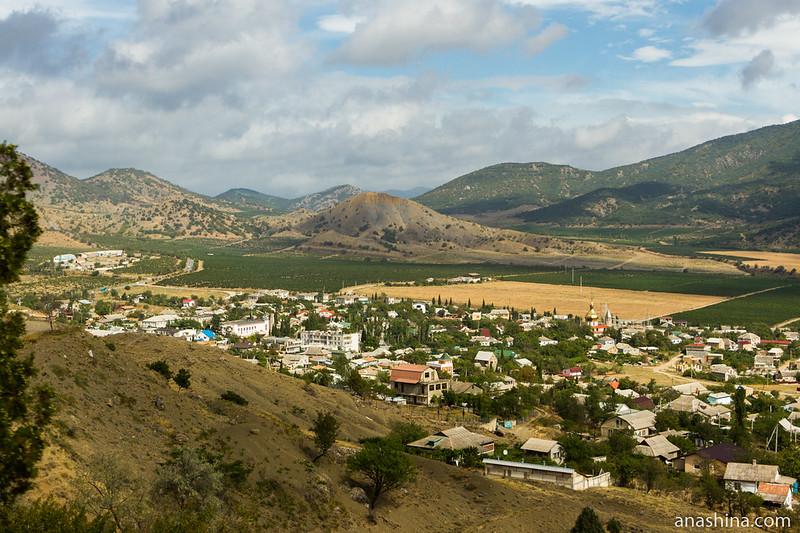 Село Веселое, Крым