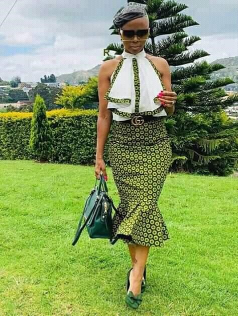 Traditional Shweshwe Dresses For 2019