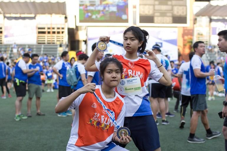 SG RUN FOR OUR TEACHERS 2018
