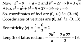 NCERT Solutions for Class 11 Maths Chapter 11 Conic Sections 36