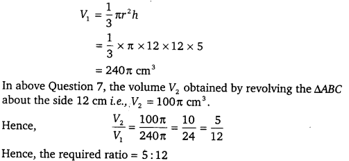 NCERT Solutions for Class 9 Maths Chapter 13 Surface Area and Volumes 52