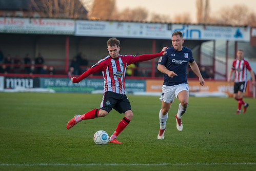 Altrincham FC vs York City FC - November 2018-138