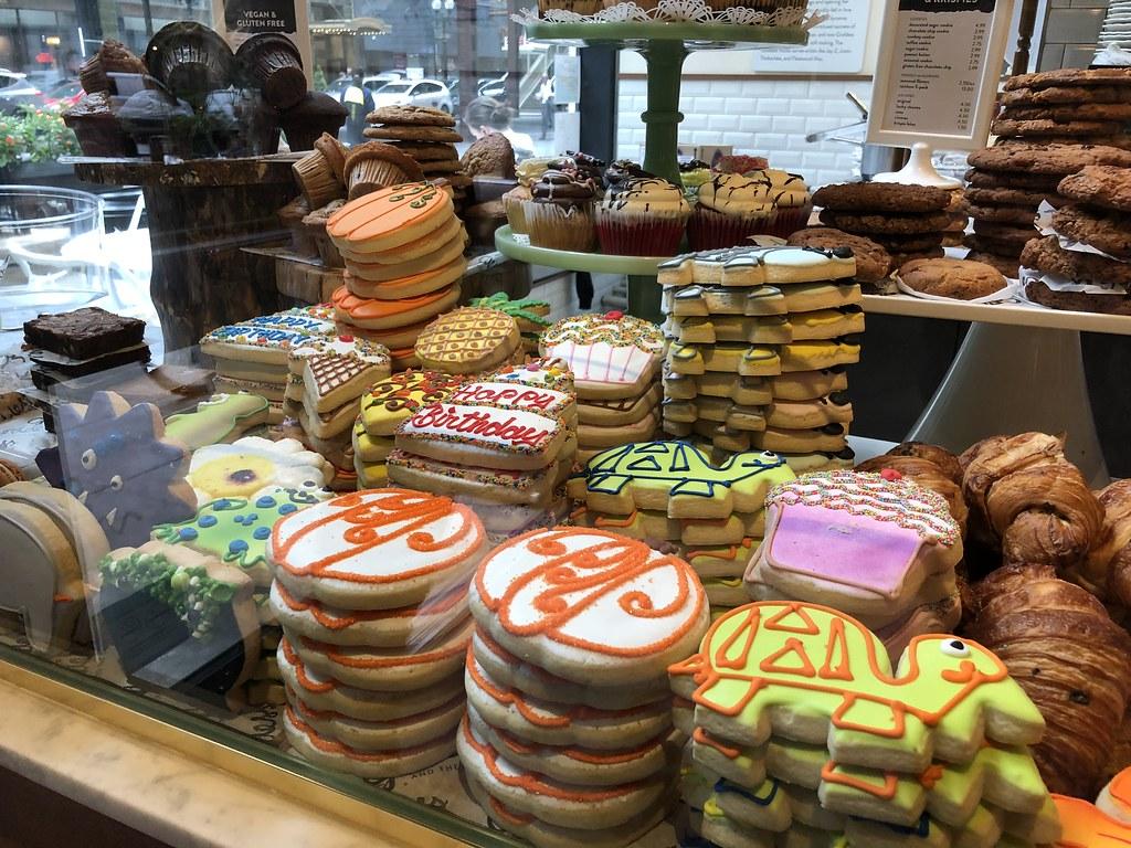 Goddess Bakery   2 Days in Chicago