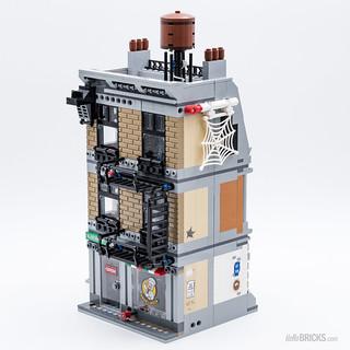 REVIEW LEGO 76108 Sanctum Sanctorum Showdown