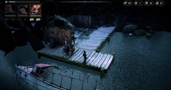 Mutant Year Zero - Docks