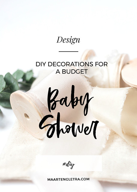 DIY Decorations For A Budget Baby Shower