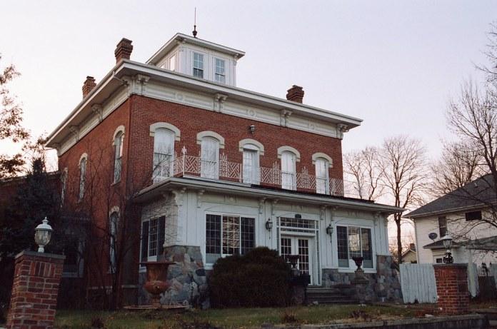 The Corbin House