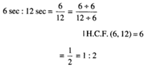 NCERT Solutions for Class 6 Maths Chapter 12 Ratio and Proportion 52