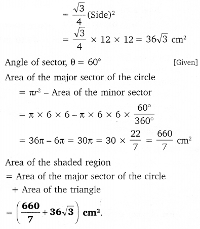 NCERT Solutions for Class 10 Maths Chapter 12 Areas Related to Circles 39