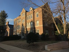Apartment building, 526 W. University Parkway, Baltimore, MD 21210