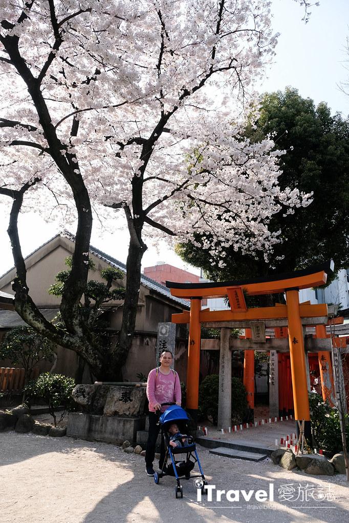 福岡賞櫻景點 櫛田神社 (25)