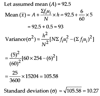 NCERT Solutions for Class 11 Maths Chapter 15 Statistics 43