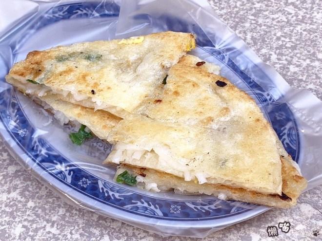 阿輝伯蘿蔔絲餅