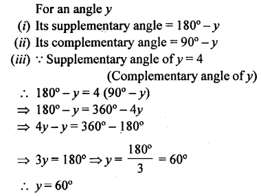 Selina Concise Mathematics Class 6 ICSE Solutions - Angles (With their Types) -r11