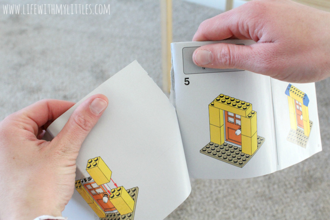 Tired of ripped, crumbled, or missing pages from your LEGO building instructions? Here's an easy tutorial and video to help you save and protect your LEGO building instructions for hours and hours of play!