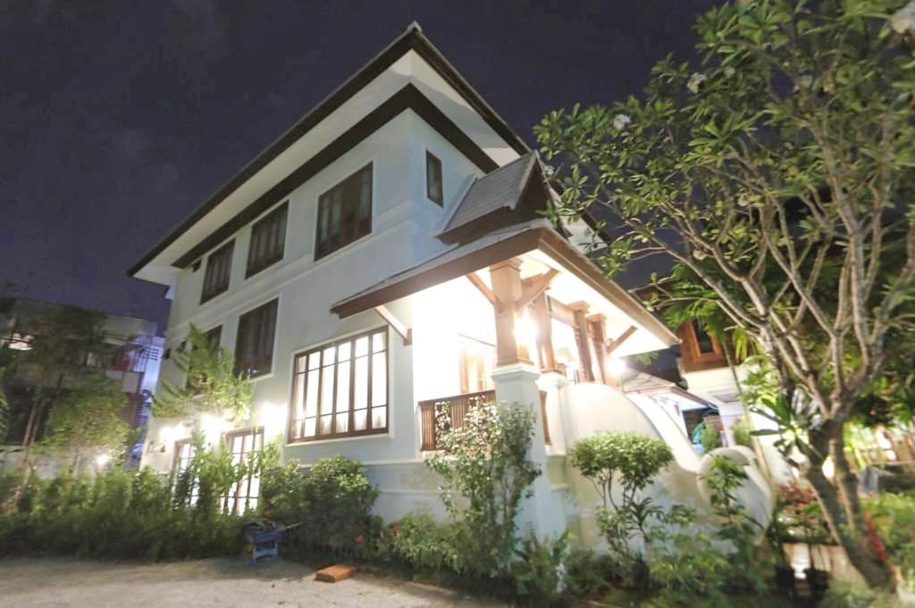 Rich Garden House 1