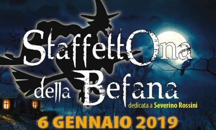 La B.Fit ospita la StaffettOna della Befana dedicata a Severino Rossini
