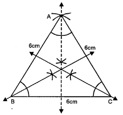 Selina Concise Mathematics class 7 ICSE Solutions - Symmetry (Including Reflection and Rotation) -a6i