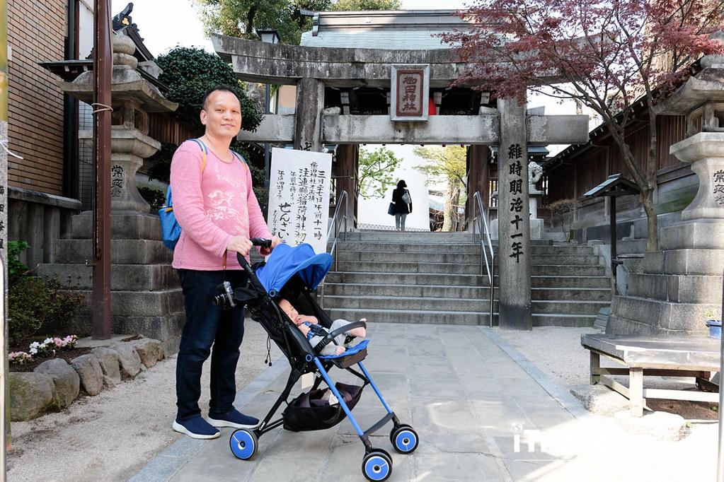 福岡賞櫻景點 櫛田神社 (36)