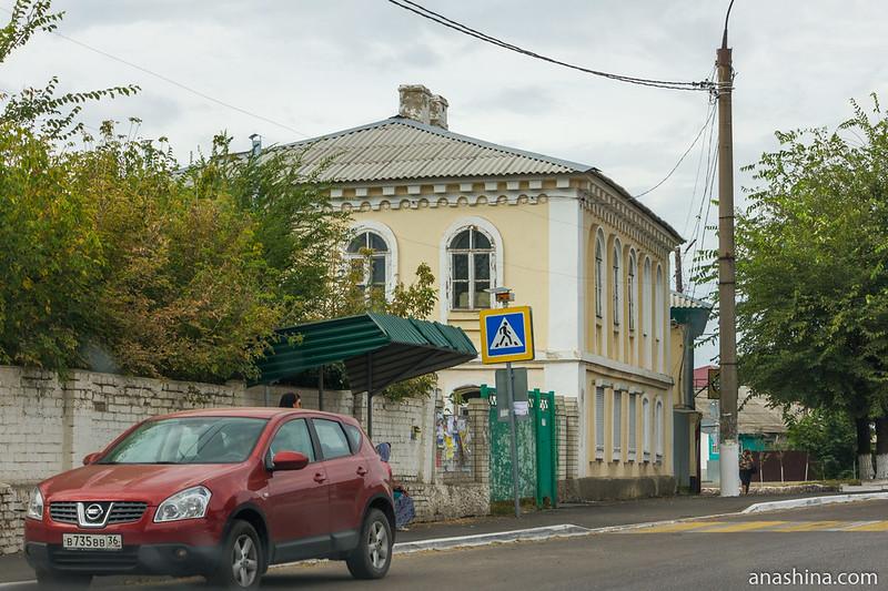 Старинный дом, Калач