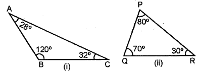 Selina Concise Mathematics Class 6 ICSE Solutions - Triangles (Including Types, Properties and Constructions) -a8