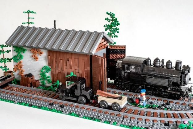 Illinois Midland Railway 1