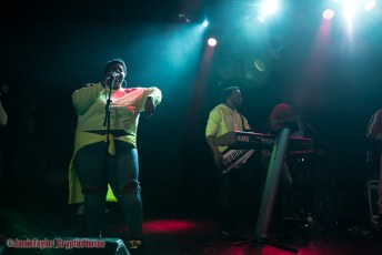 Tank and The Bangas + Big Freedia + Naughty Professor @ The Commodore Ballroom - November 5th 2018