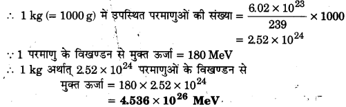 UP Board Solutions for Class 12 Physics Chapter 13 Nuclei 17
