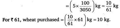 NCERT Solutions for Class 6 Maths Chapter 12 Ratio and Proportion 19