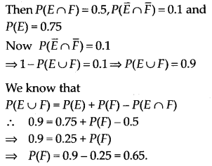 NCERT Solutions for Class 11 Maths Chapter 16 Probability 7