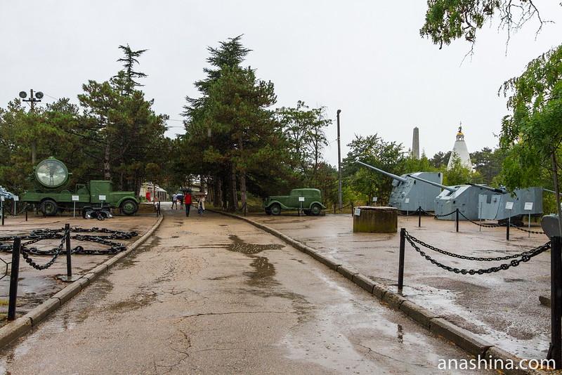 Сапун-гора, Севастополь, Крым