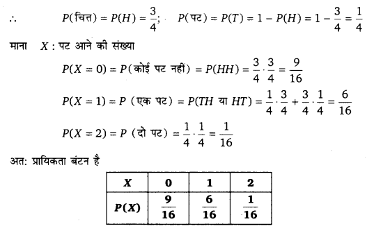 UP Board Solutions for Class 12 Maths Chapter 13 Probability D6