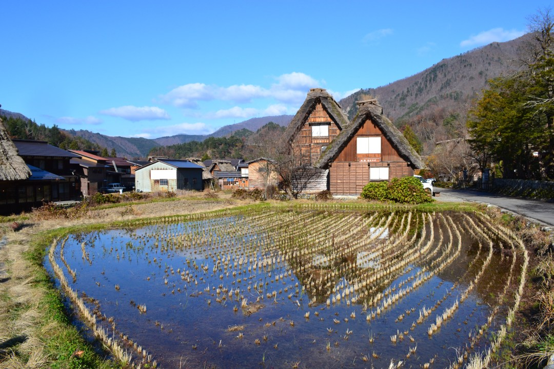Japan Day 6 – Shirakawa-go 白川村