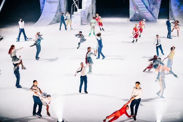 Cirque Du Soleil Crystal Opening Night-1767