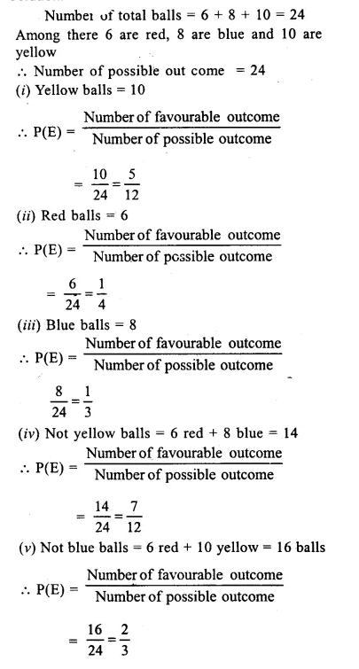 Selina Concise Mathematics Class 10 ICSE Solutions Chapterwise Revision Exercise 105