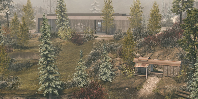 Exploring Second Life: Cold Ash Sim