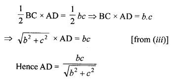 ML Aggarwal Class 9 Solutions for ICSE Maths Chapter 12 Pythagoras Theorem     ch6b