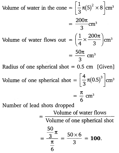 NCERT Solutions for Class 10 Maths Chapter 13 Surface Areas and Volumes 19