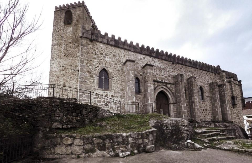 Iglesia de Nuestra Señora de la Torre Jarandilla de la Vera Caceres 04