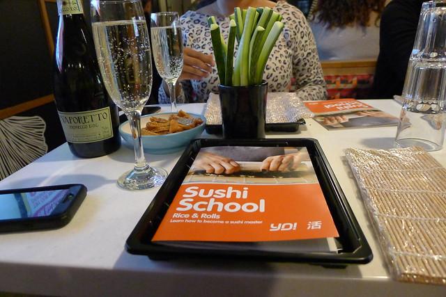 Yo Sushi School