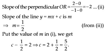 NCERT Solutions for Class 11 Maths Chapter 10 Straight Lines 50