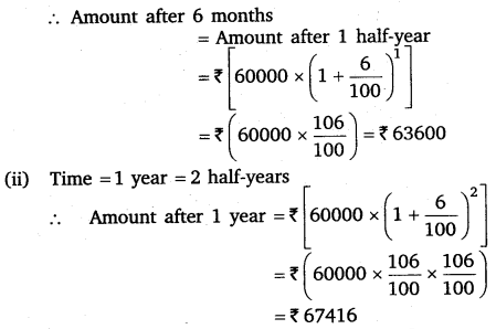 NCERT Solutions for Class 8 Maths Chapter 8 Comparing Quantities 17