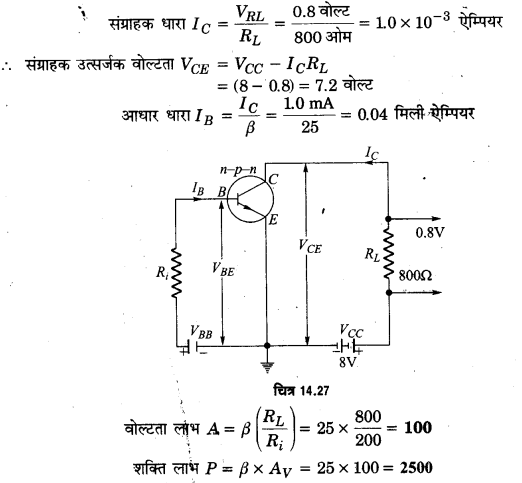 UP Board Solutions for Class 12 Physics Chapter 14 Semiconductor Electronics Materials, Devices and Simple Circuits l8