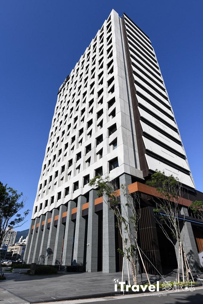 北投雅樂軒飯店 Aloft Taipei Beitou (5)
