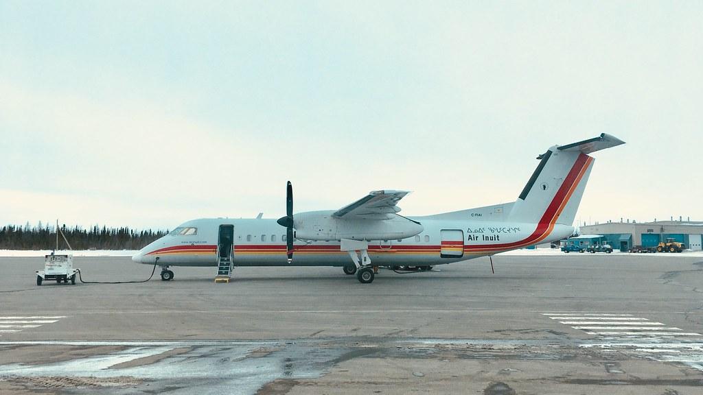 La longue route vers Kuujjuaq