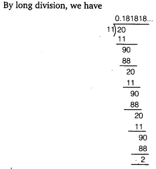 NCERT Solutions for Class 9 Maths Chapter 1 Number Systems 9