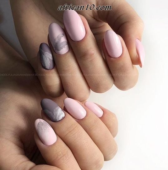 Cute Nail Design Ideas 2019 Latest Nail Styles - African10
